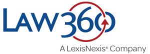 law360 lexisnexis logo