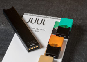 JUUL Class Action Lawsuit Lawyer DC, MD and VA.